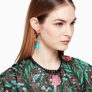 """""""Mocking Bird"""" Luxe Dainty Earrings"""